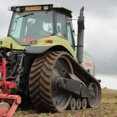 BRIDGESTONE Series 4 tracks to suit Claas 55