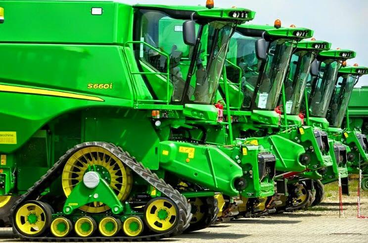 Poluzzi Harvester tracks