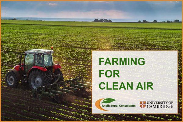 Clean Air Farming Event